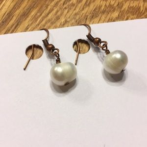 Jewelry - Freshwater Pearl Earrings